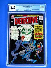 Detective Comics #343 - CGC 6.5 - DC Silver Age (1965) - Elongated Man App.