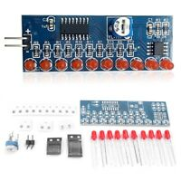 NE555+CD4017 Running LED Flow Water Lights Electronic Production Suite Kits