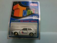 TOMICA HONDA CIVIC Rally on Blue card MADE FOR G.J COLES  MELBOURNE AUSTRALIA