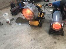 Wilms Val 6 Infra Red Kerosene Garage Heater Jet Only Genuine