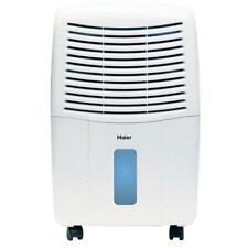 Haier 65 Pint 2 Speed Dehumidifier with Auto Restart Timer & Direct Drain DE65EM