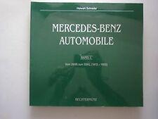 Mercedes-Benz-Automobile Band 1 Vom 28/95 zum SSKL (1913-1933) 2000