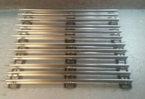 Lionel O Gauge Track Lot Of  4 inspected, refurbished. Straights 10 inches long