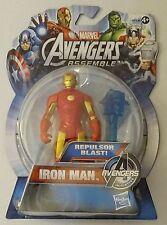 HASBRO® A4436 Marvel Avengers Assemble Iron Man Repulsor Blast