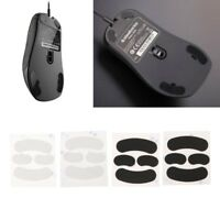2 Sets 0.6mm Thickness Mouse Feet Mouse Skates for SteelSeries Rival / Rival 300