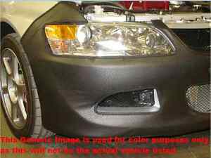 Colgan CF Front End Mask Bra 2pc. Fits Infiniti I35 2002-2004 W/O Front Plate