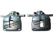 FITS MINI COOPER 2006>2015 FRONT NEAR & OFF/SIDE BRAKE CALIPERS PAIR NEW