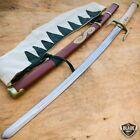 39' Japanese Anime Samurai Champloo Mugen Typhoon Sword Swell Katana Blade NEW