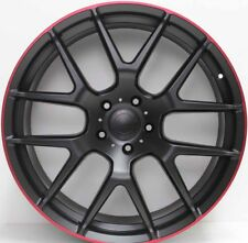 22 inch AFTERMARKET ALLOY WHEELS TO SUIT MERCEDES BENZ AMG ML GL ,GLE,GLC & GLS,