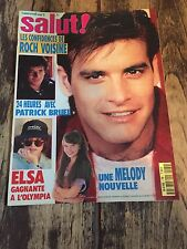 Musique - Magazine Salut - Elsa, Roch Voisine, Bruel Patrick -  M2