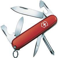 Coltello Multiuso Victorinox 59mm TINKER SMALL RED 0.4603 *Spedizione Tracciata*