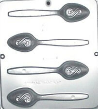 Spoon Chocolate Candy Mold  1307 NEW