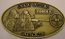 Ranger Sniper Team Force Multiplier Army Challenge Coin