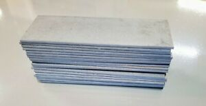 "1/4"" Steel Plate 4"" x 12"" Flat Bar A36, 2 PIECES"