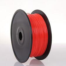 Rot PLA Filament 1,75mm 1 kg Spule / Rolle 3D Drucker Printer