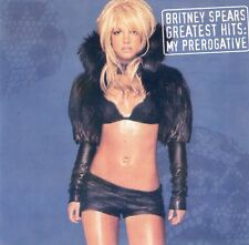 "BRITNEY SPEARS ""GREATEST HITS"" CD ALBUM MADE IN ALGERIA ALGERIEN 2004 / + RARE +"