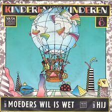 7inch KINDEREN VOOR KINDERENmoeders wil is wetHOLLAND EX 1987 (S1943)