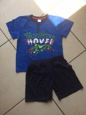pyjama 2 pièces garçon 8 ans