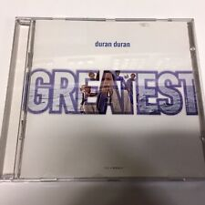 Duran Duran - Greatest Cd Nm Us Rare 1998 Capitol Records Rock Pop