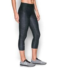 NWT Under Armour Leggings, Work-out Exercise, Black and Grey, AWESOME!!!