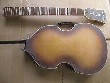♫ HÖFNER 1966 orig Parts DIY NOS 459 Violingitarre, Archtop vintage Jazzgitarre