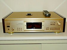 Sony CDP-XA555ES High-End CD-Player Champagner inkl. Holzseiten, 2J. Garantie