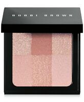 "Bobbi Brown Brightening Brick ""Pink"" 0.23oz/6.6g Full Size UB A $52 Value!"