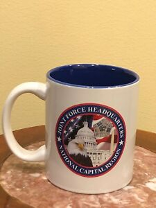 United States Joint Forces Headquarters National Capital Region Cup Mug