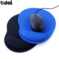 Wrist Protect Optical Trackball PC Thicken Mouse Pad Support Wrist Comfort