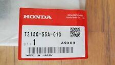 Genuine Honda Civic 4dr Sedan Front Upper Windshield Molding 73150--S5A-013
