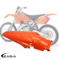 Supermoto Dirt Bike Rear Fender For 250 SX 125 SX EXC 450 Honda CRF450 Mudguard