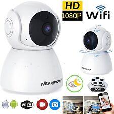 Wifi IP Caméra de Surveillance Sans fil HD 1080P Vision Nuit Sécurité Extérieur