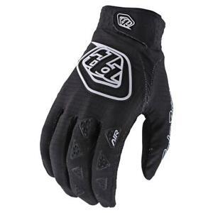 Troy Lee Designs Air Gloves TLD Mx Motocross Dirt Bike Bmx Mtb SOLID BLACK