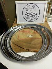 Jaguar Ace Wheel Rimbellishers Original Old Stock part number 2051