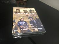 Quatre Faces Western DVD Joel Mccrea Dee Français Charles Bick Scellé Neuf