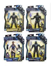 """Marvel Black Panther Shuri Killmonger Vibrainian 4 Action Figure set 5"""" New"""