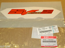 SV650 SV650S New Genuine SUZUKI Fairing Panel Decal Emblem Badge 68281-17G00-ML7