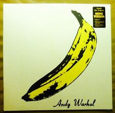 VELVET UNDERGROUND & NICO Banana LP New MONO lou reed vinyl andy warhol verve