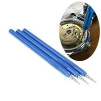 1xWatch Band Spring Bars Strap Link Pins Remover Repair Kit Tool Watchmaker Blue