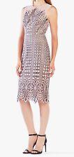 New with tag $368 BCBG Max Azria Belila Lace B1652  Dress Sz 10