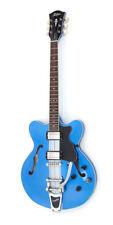 Höfner HCT Verythin Metallic Blue - Halbresonanzgitarre