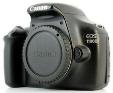Canon EOS 1100D 12.2MP Digital SLR Camera - Black (Body Only) + Extra