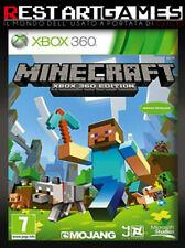 Videogiochi per Microsoft Xbox 360 minecraft