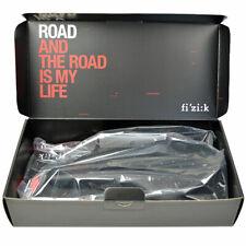 NEW 2020 FIZIK ARIONE Open R3 Regular Road MTB Saddle Anthracite K:ium Rails