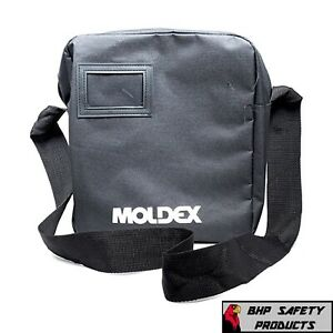 Resuable Respirator Bag for Storage, Secures Half Mask and Full Face Respirators