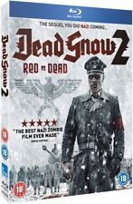 NEW Dead Snow 2 - Red vs Dead Blu-Ray