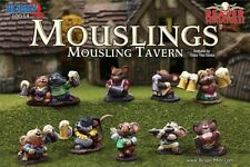 REAPER DARK HEAVEN - 10034 Mousling Tavern x9 Box Set