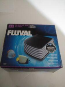 BRAND NEW Fluval Q.5  Air Pump for Aquariums 10-50 US Gallons A849 (8492)