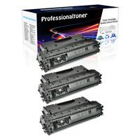 3PK CF280X 80X Toner Cartridge Compatible For HP LaserJet Pro 400 M401a/n M425dn