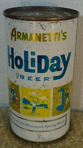 *OLD* Armanetti's Holiday Fat top Beer can